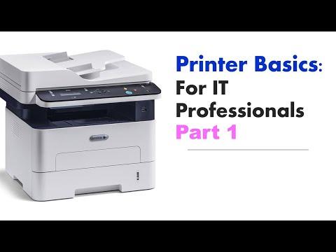 Printer Part 1