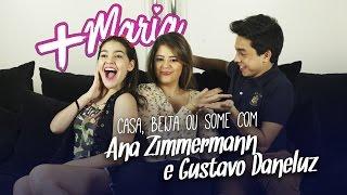 Download Video Casa, beija ou some com Ana Zimmermann e Gustavo Daneluz MP3 3GP MP4