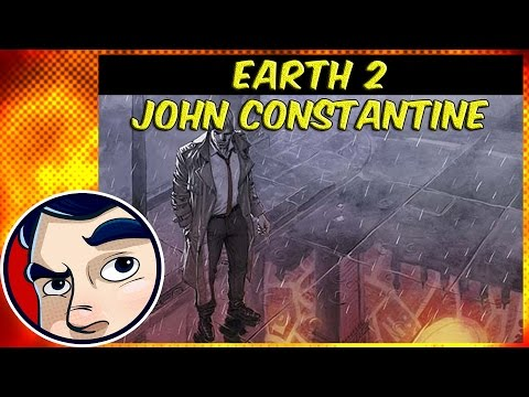 "Earth 2 ""John Constantine"" - Complete Story"