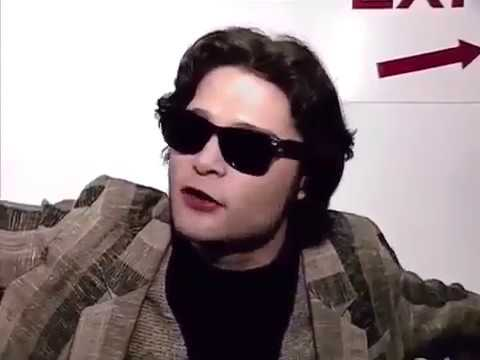 COREY FELDMAN ANGRY AT A PRODUCER FOR NOT TELLING HIM HIS DAD IS A GUEST