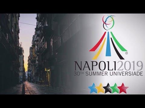 Universiade Napoli 2019 - Official Video