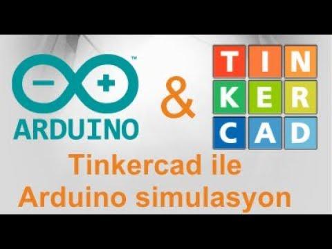 Tinkercad ile Arduino Simülasyonu – MİSKOD