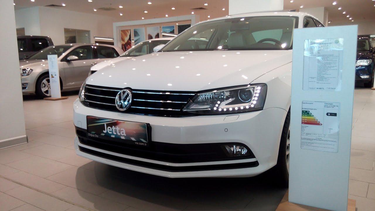 Yeni Volkswagen Jetta 2019 Highline Inceleme Review Youtube
