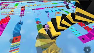 Playing Roblox = parkour (read desc)