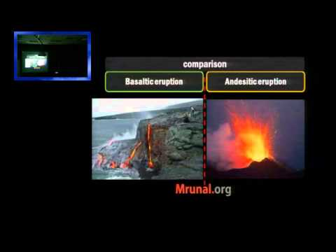 G4/P1: Geophysical Phenomenon- Volcanism for GS Mains Paper1