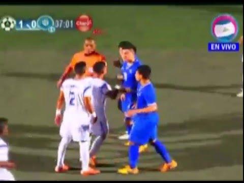 RESUMEN - AMISTOSO NICARAGUA 1-1 EL SALVADOR (09/03/2016)