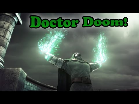 Marvel Heroes 2015: Doctor Doom Trailer- 720p HD - 동영상
