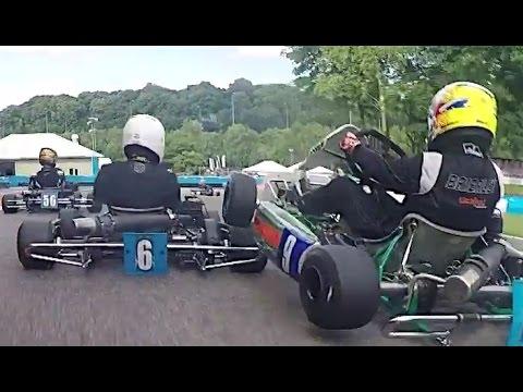 Super 1 Karting 2016, Round 5 Buckmore Park | British Karting Championship Racing