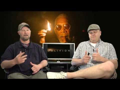Oblivion Movie Review (2013)