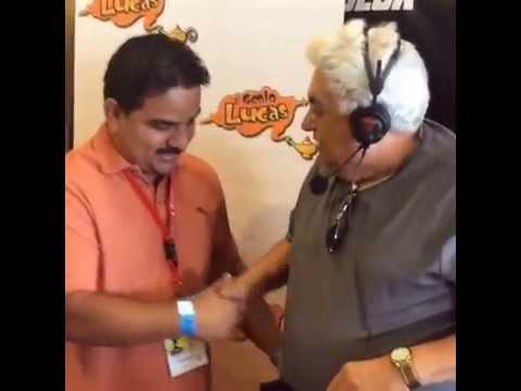 Don Pitoloco Y Benjamin Ayvar En El Show Del Genio Lucas Youtube