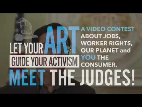 Meet the Judges Michael Goi