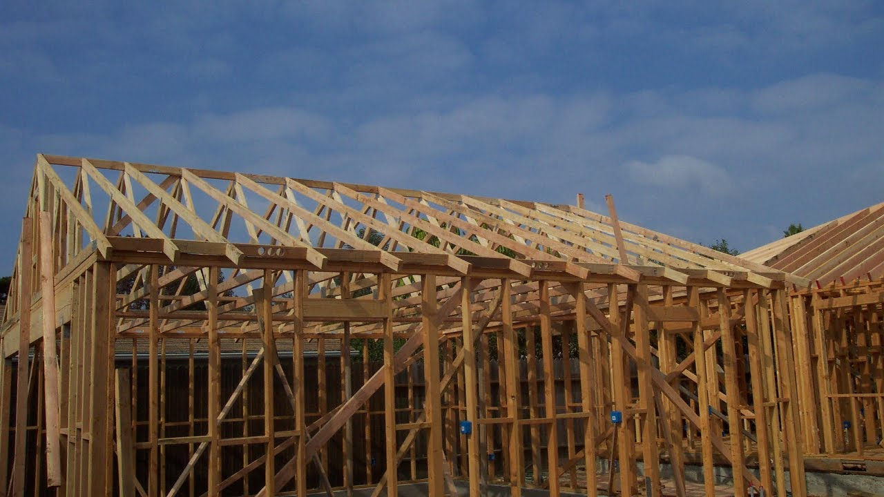 Roof truss repair ideas structural house framing repairs for Buy roof trusses online