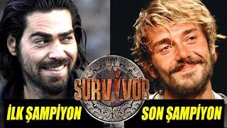 Survivor 2019 Şampiyonu Yusuf Karakaya Oldu! İşte Gelmiş Geçmiş Tüm Şampiyonlar 2005 - 2019