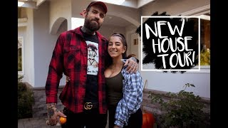 HOUSE TOUR WITH ADAM22 AND TONY THE CAT