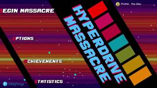 GBHBL Playtime: Hyperdrive Massacre (Xbox One)