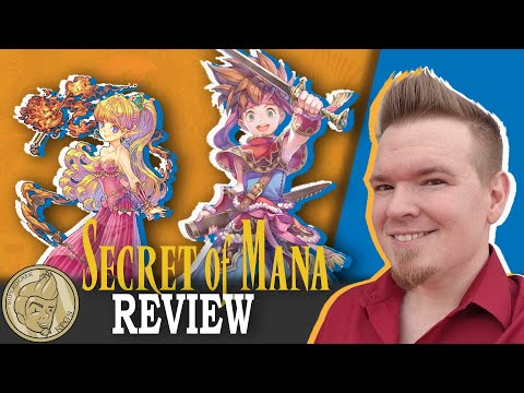 Secret Of Mana Review! (SNES) The Game Collection