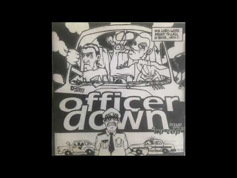 Officer down - Irrational anthems Canberra hardcore punk metal