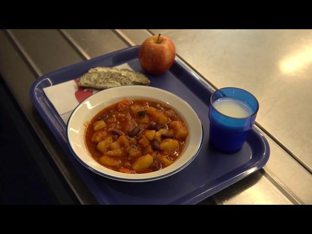 Thumbnail of video called Kestävä kehitys kouluravintolassa