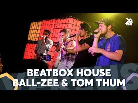 THE BEATBOX HOUSE Vs TOM THUM & BALL ZEE   Fantasy Battle   World Beatbox Camp 2018