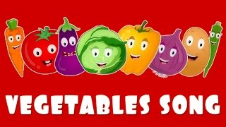 Veggie Song | Vegetables We Love You