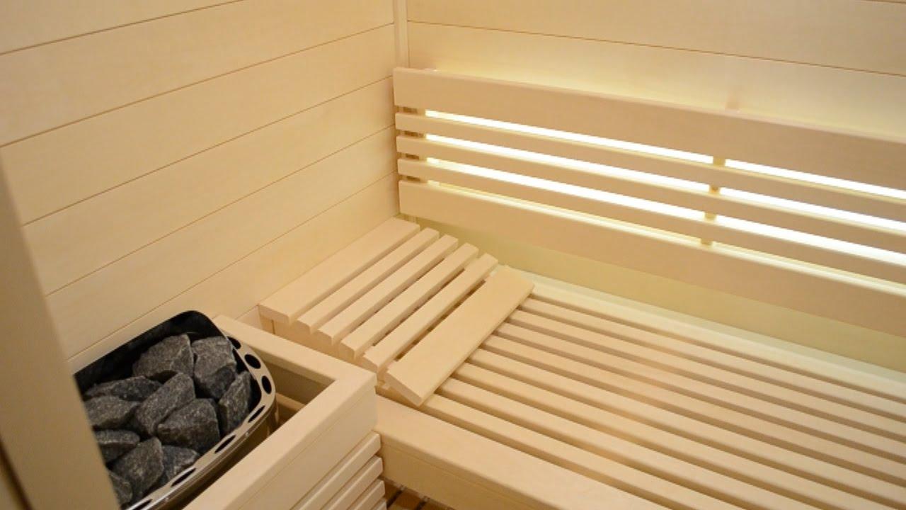 Montaż sauny w domu - W SAUNIE - Polski Portal Saunowy