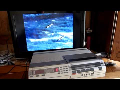 Magnétoscope Video 2000 Philips VR2334 (1983)
