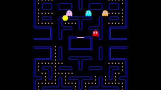 Arcade Game: Pac-Man (1980 Namco (Midway License for US release))
