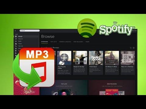 Alle Lieder von Spotify auf Computer runterladen/konvertieren OHNE PREMIUM 2018 Deutsch/German