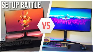 SETUP GAMER BATTLE #2 (ABONNÉS)