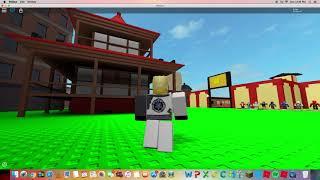 ROBLOX-Ninjago Roleplay! w/Yoshi Gaming