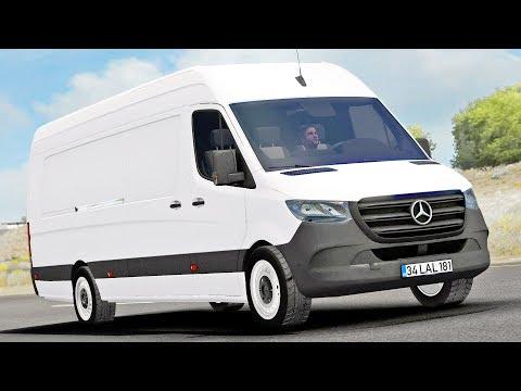 Mercedes-Benz Sprinter Van | American Truck Simulator