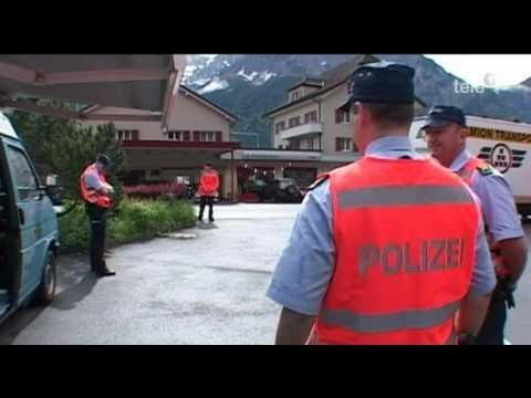 Kantonspolizei Uri - ACHTUNG! Kontrolle
