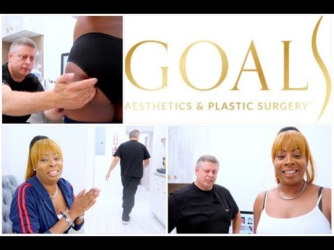 Preoperative Visit W Dr Voskin Owner Of Goals Aesthetics Plastic Surgery Youtube