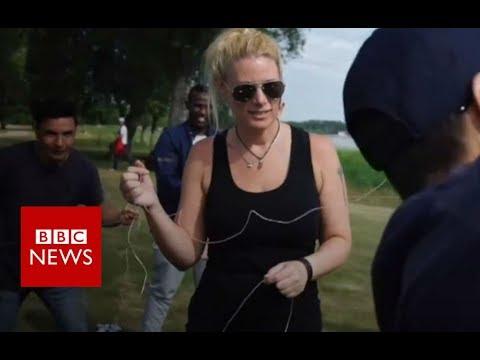 'I'm hiding an Afghan asylum seeker in my house' - BBC News