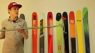 What Ski Should I Buy?  Comparing 2018 Men