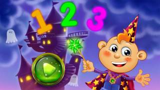 Numbers with The Little Wizard