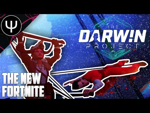 Darwin Project — First Look — The NEW Fortnite?!