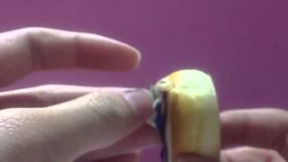 Peeling A Deco Squishy!! :3