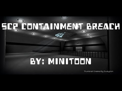 Containment Breach [BETA] by MiniToon  Warheads and secret room witch code  showcase  (OUTDATED)