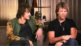 Bon Jovi - Greatest Hits: Track By Track Interview / (M.A.D)