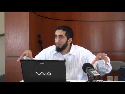 Employment/ Business Advice for Muslim youth- Nouman Ali Khan