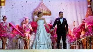 Потрясающая свадьба в Москве!!! Свадебное агентство Antonov Agency.