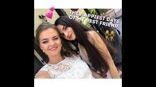Влог1: Девичник и свадьба моей лучшей подруги! 👰🏼Я свидетельница!🙊💃🏻