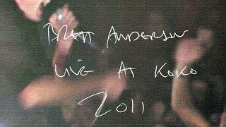 Brett Anderson - Frozen Roads (Live) - Bonus Track