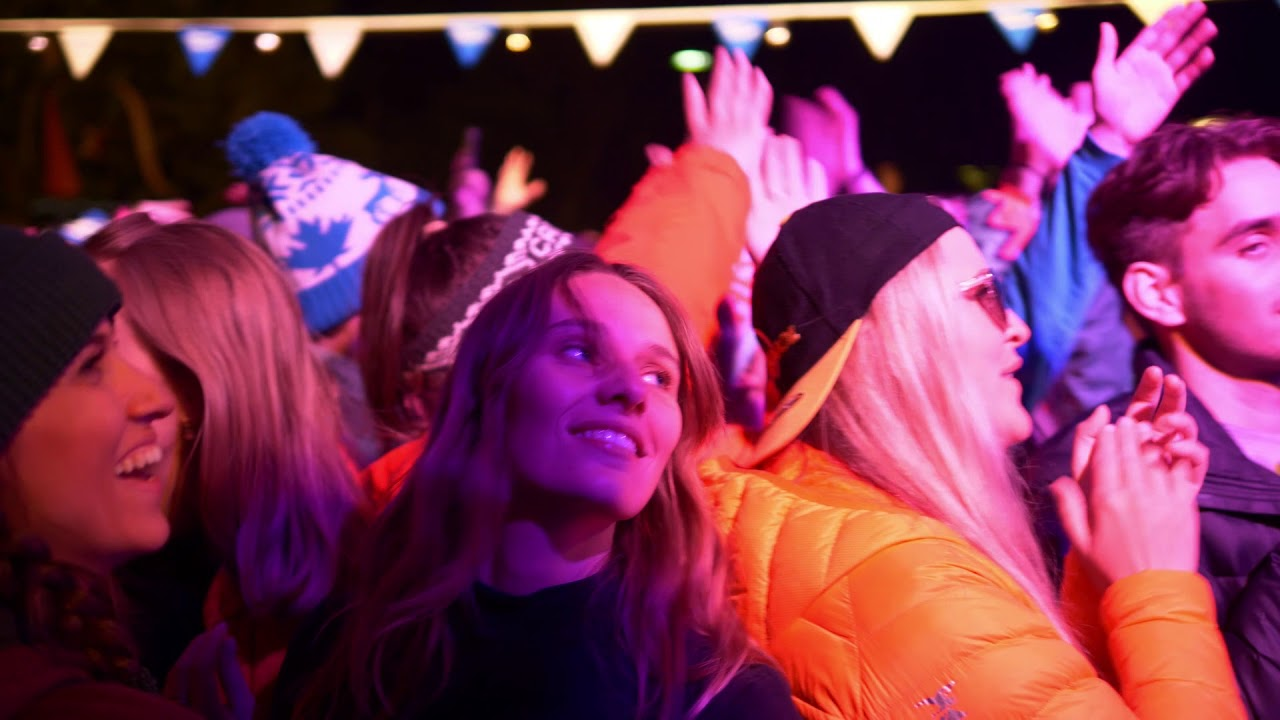 Thredbo Events: First Base featuring Touch Sensitive
