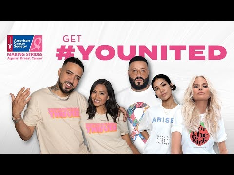 Get #YOUnited w/ DJ Khaled, Kristin Chenoweth, Jhené Aiko & more