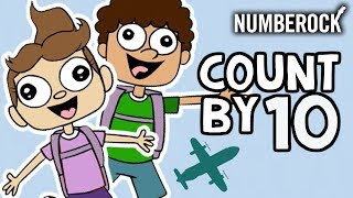 Skip Counting by 10 Song for Kids