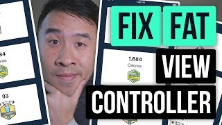 Swift: My Secret to Fixing Fat View Controller: Subclassing