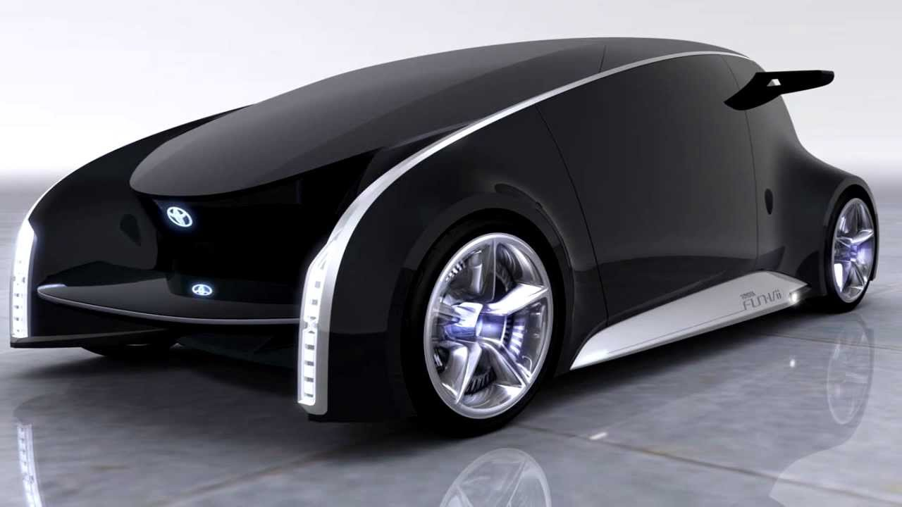 Cars Of The Future New Car Technology
