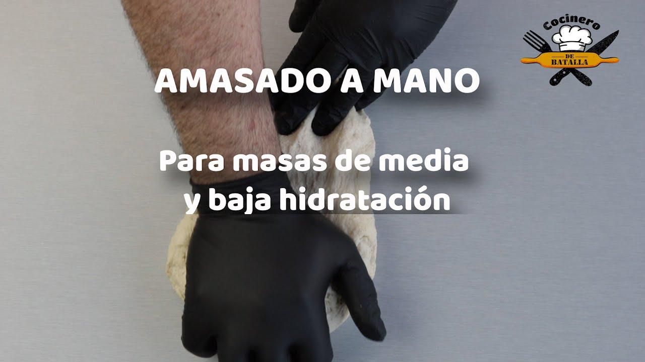 AMASADO A MANO